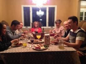 Family, angle two...